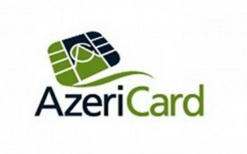 """""""AzeriCard"""" onlayn rejimdə əməliyyatları müvəqqəti dayandırır"""