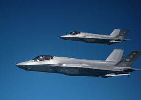US admits failure of F-35 fighter jets