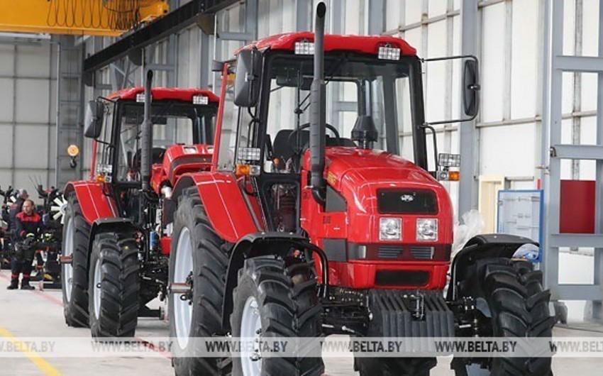 Azərbaycan ilə Belarus Türkiyədə birgə traktor istehsal edəcək