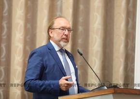 """Gennadi Çijikov: """"Biz bir-iki milyard dollarlıq ticarət dövriyyəsindən danışmalıyıq"""""""
