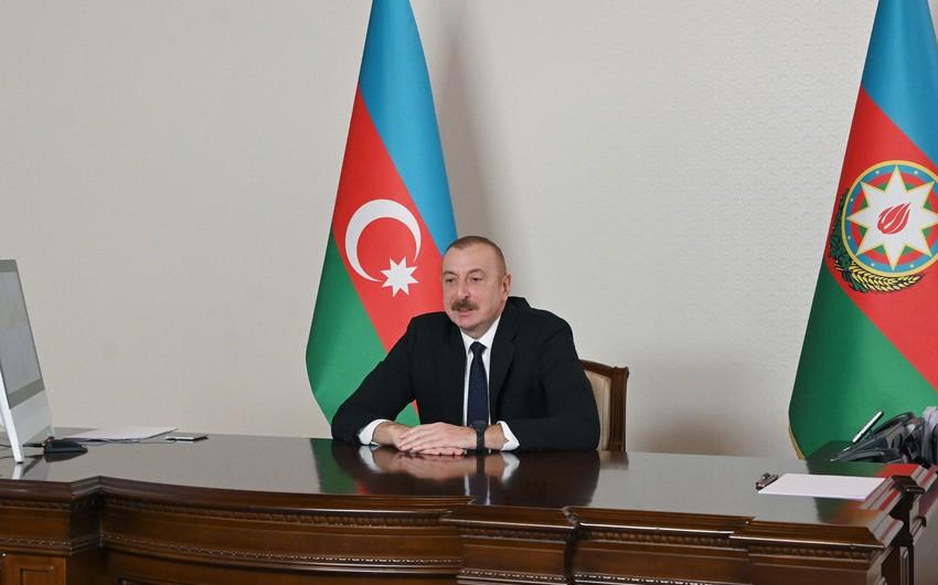 Ilham Aliyev: Azerbaijani-Turkmen relations have very positive dynamics