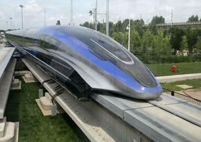 В Китае создали самый быстрый в мире наземный транспорт