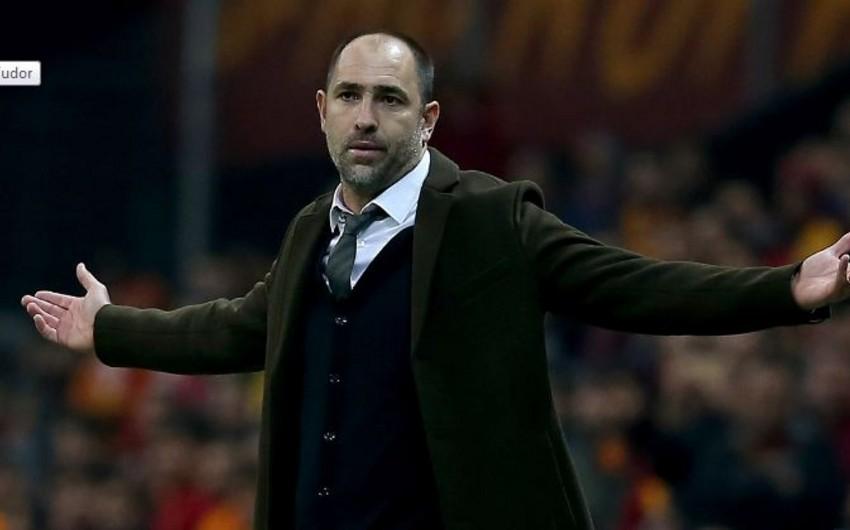 Galatasaray FC head coach resigns