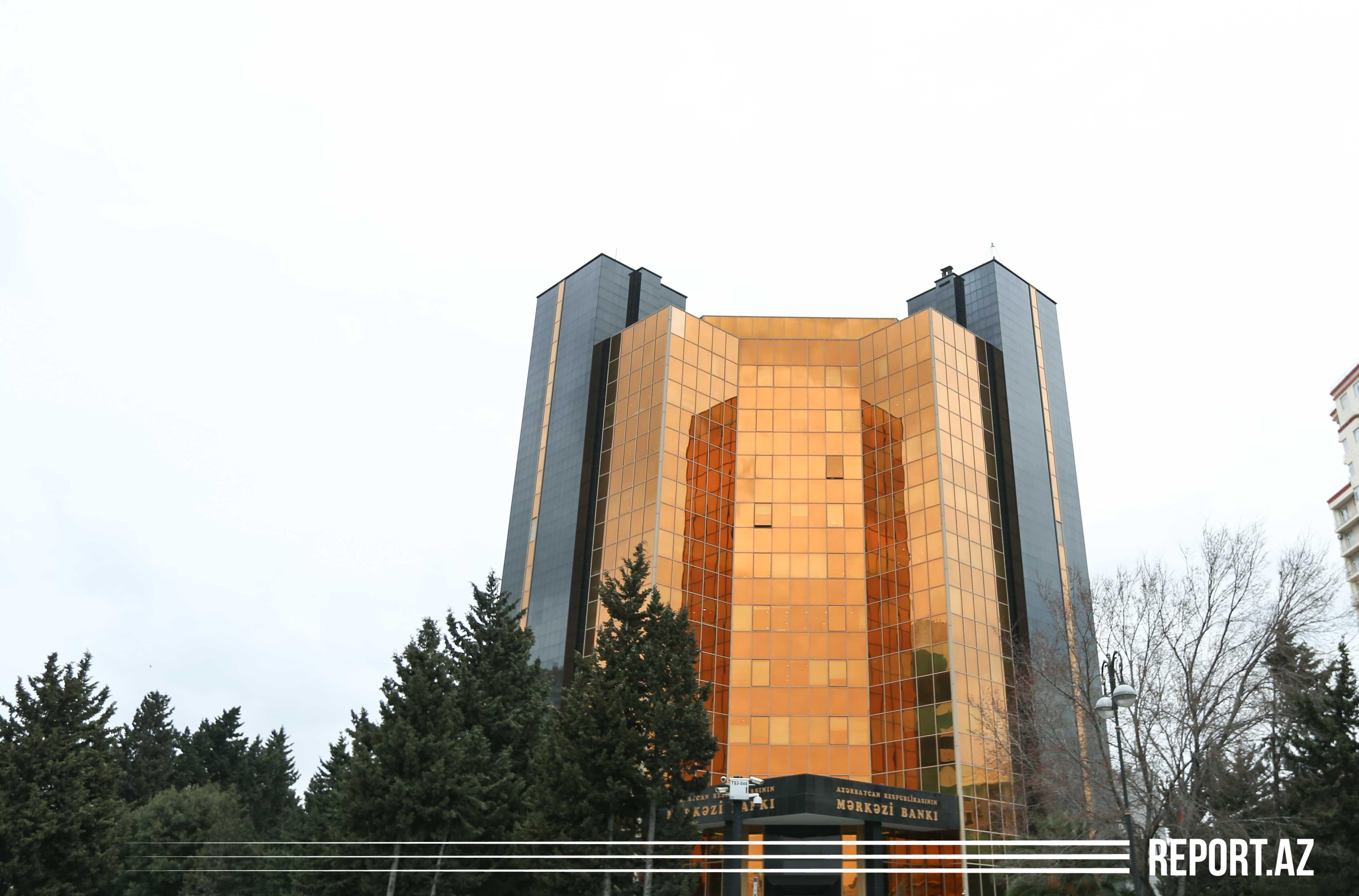 Azərbaycan Mərkəzi Bankının valyuta ehtiyatları 6,5 milyard dollara yaxınlaşıb