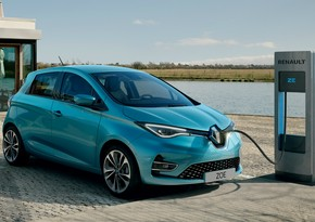 France: Appy residents go 100% electric with Renault ZOE