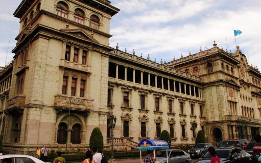 Qvatemalada ölüm hökmü bərpa oluna bilər