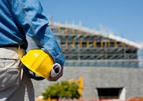 Bakıda inşaat işlərinin 89%-ni özəl tikinti müəssisələri yerinə yetirib