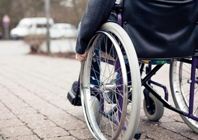 Минтруда: В этом году более 21 тыс. лиц назначена инвалидность