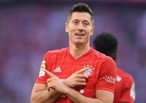 Levandovski yenidən ən yaxşı futbolçu seçildi