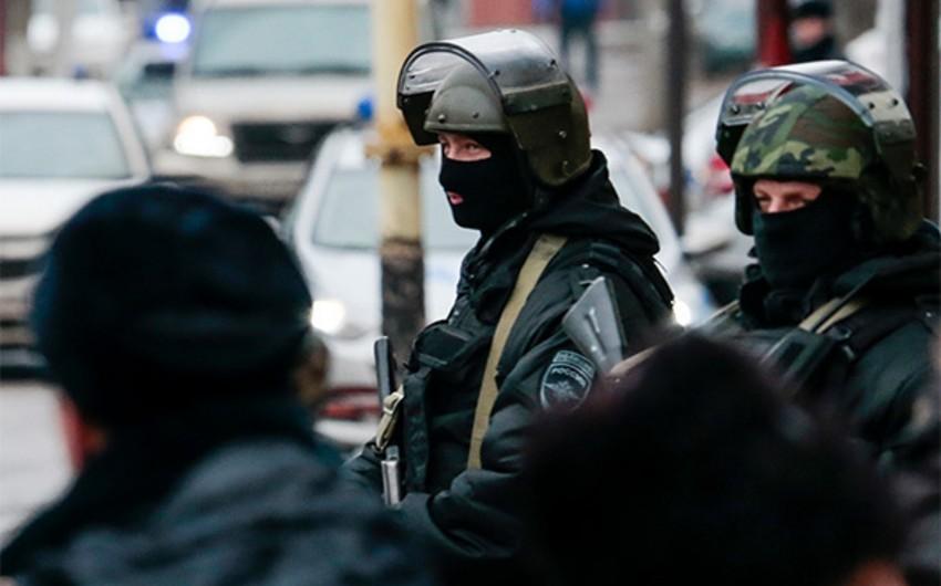 Rusiyada terror hücumları planlaşdıran İŞİD silahlıları saxlanılıb
