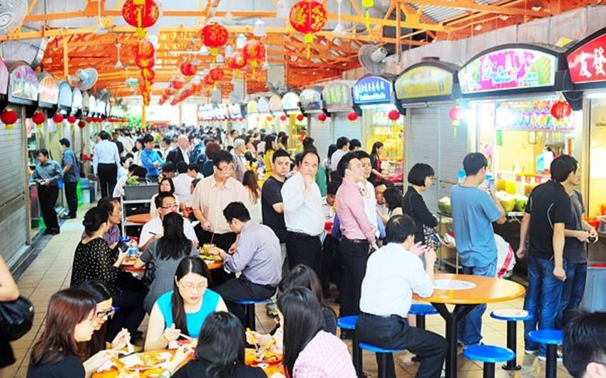 Çin restoranı arıq qadınlara pulsuz yemək təklif edir