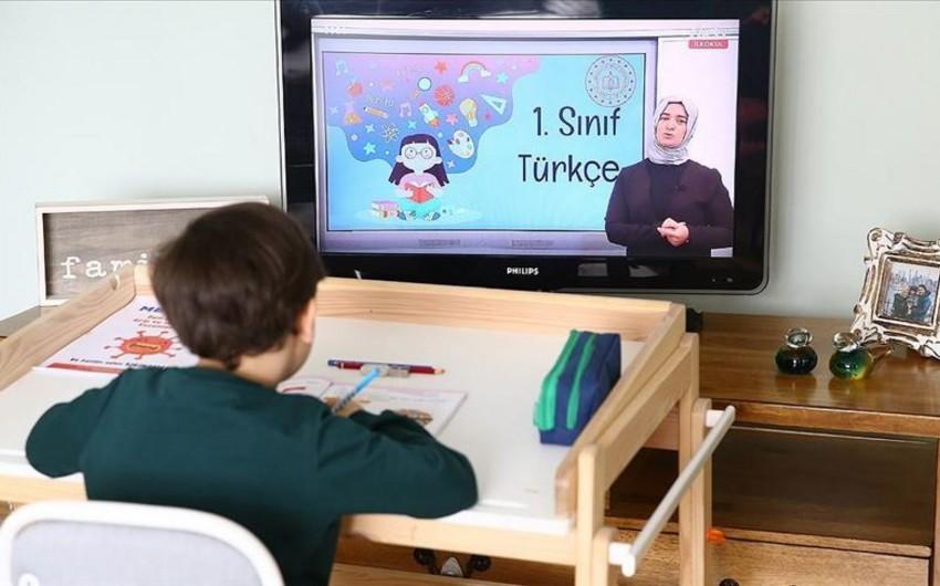 Türkiyə distant təhsilə görə dünyada ikinci ölkədir