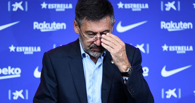 Barselonanın sabiq prezidenti azadlığa buraxıldı