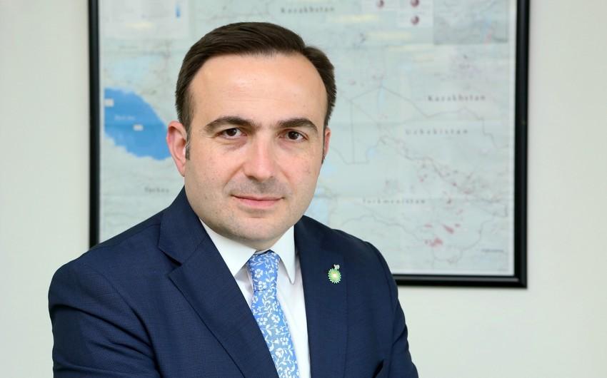 İki azərbaycanlı vitse-prezidentə BP-də daha yüksək vəzifə verildi