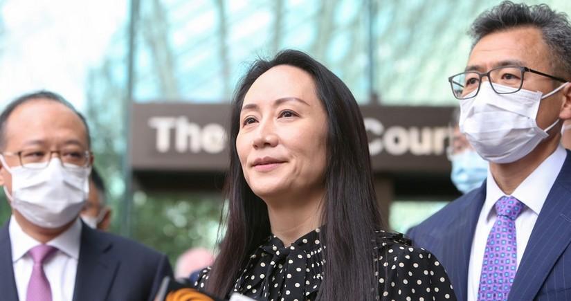 """Kanadada saxlanılan """"Huawei"""" şirkətinin maliyyə direktoru azad edilib"""