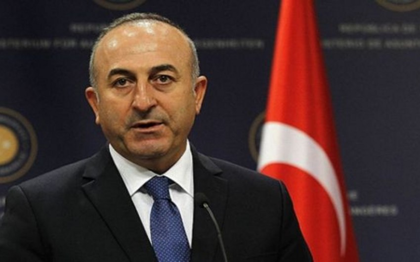 Turkish FM: Excess Russian gas will be pumped to TANAP