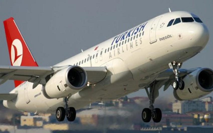 Türk Hava Yolları Liviyaya uçuşları tamamilə dayandırıb