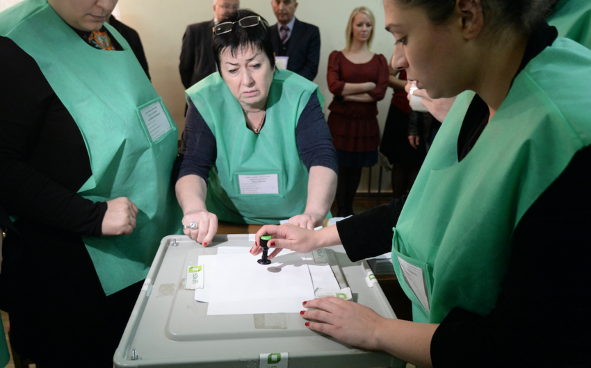 Gürcüstanda parlament seçkilərinin ikinci turu keçirilir