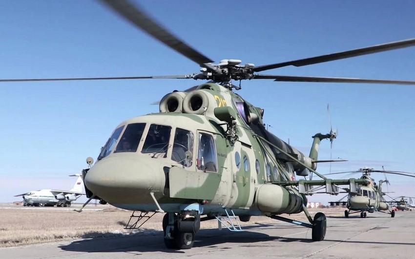 В России вертолет совершил жесткую посадку, есть жертвы
