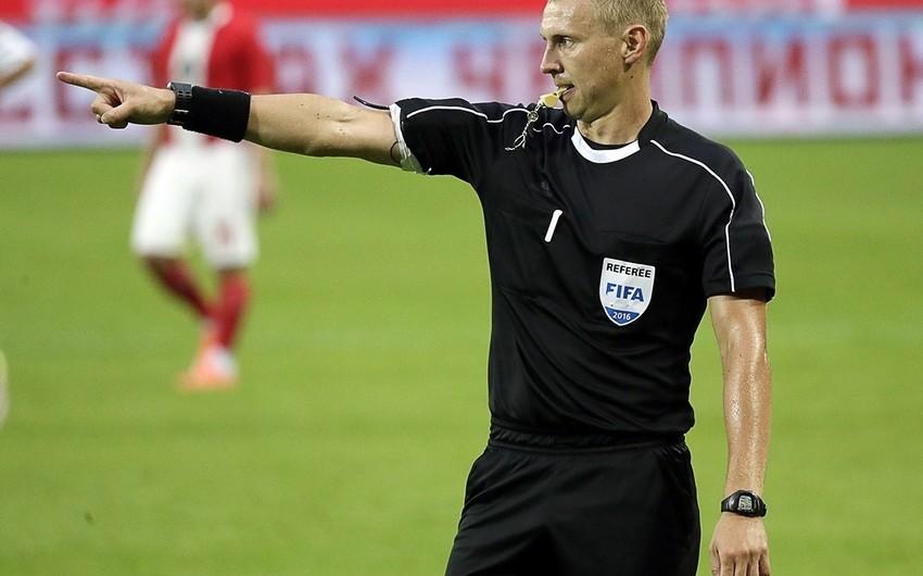 Qarabağ - Linfild oyununun hakim təyinatları açıqlanıb