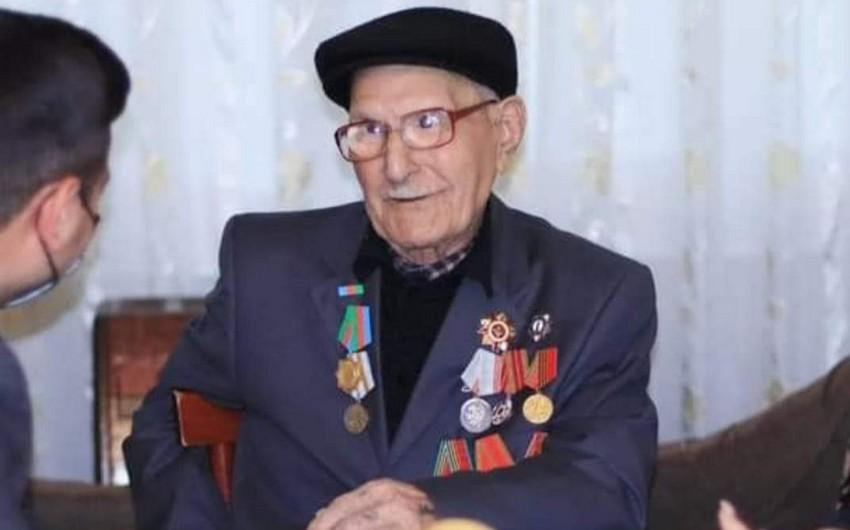 II Dünya Müharibəsi veteranı 96 yaşında vəfat edib