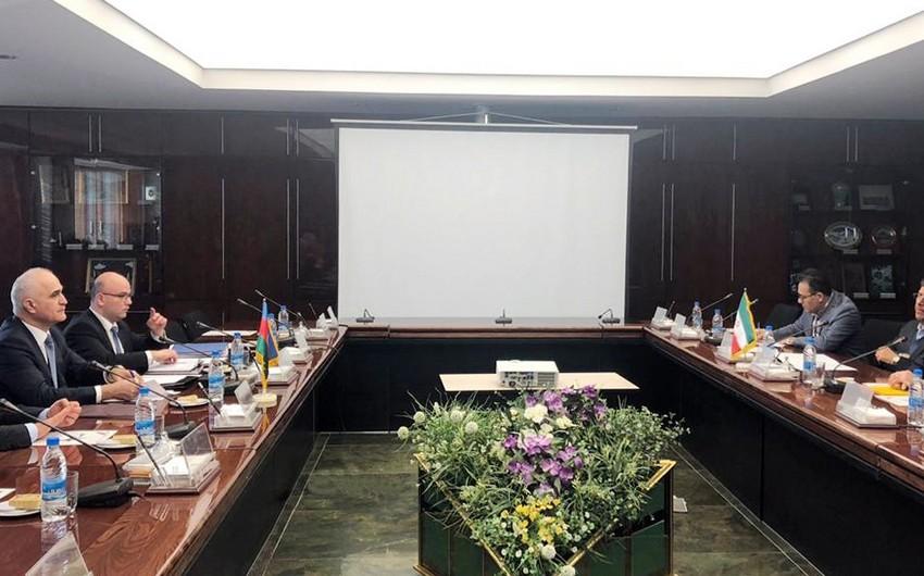 Azərbaycan-İran enerji əməkdaşlığının genişləndirilməsi müzakirə edilib