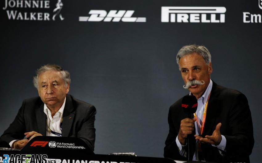 Formula 1in yeni qaydaları Londonda açıqlanacaq
