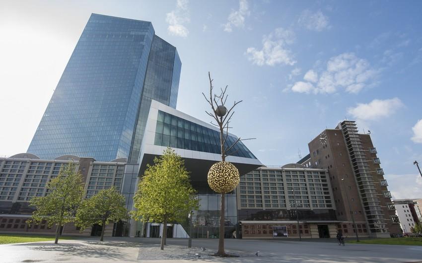 Avropa Mərkəzi Bankı uçot dərəcəsini sabit saxlayıb