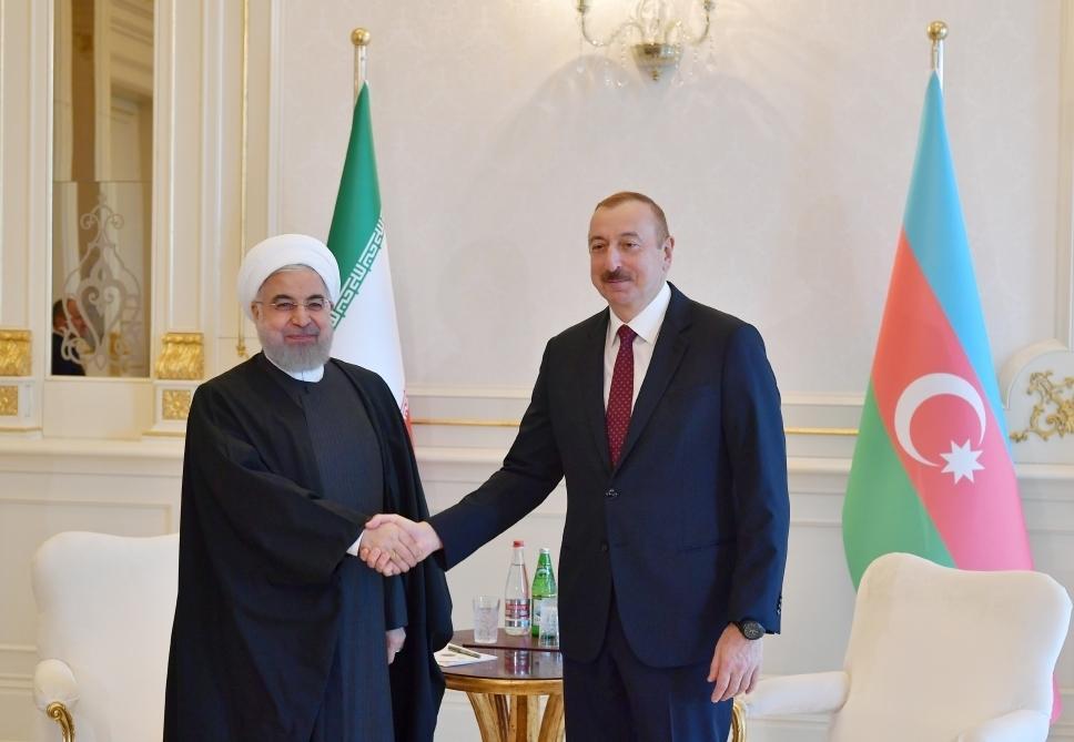 Azərbaycan Prezidenti iranlı həmkarına zəng edib