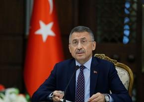 Фуат Октай: Наше братство с Азербайджаном не изменится со временем и из-за обстоятельств