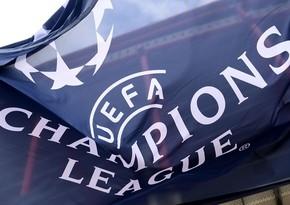 Лига чемпионов: Названы кандидаты на звание футболиста недели