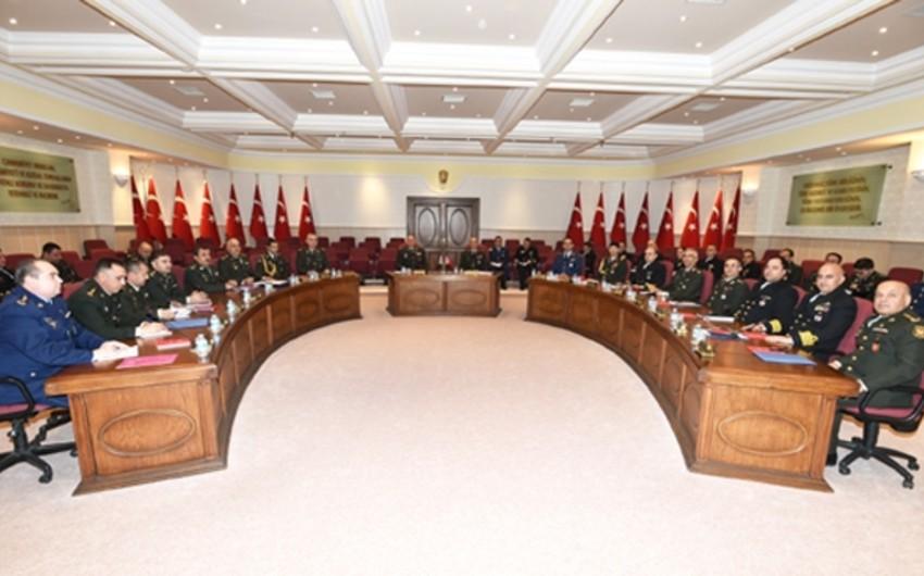 Ankara hosts Azerbaijan-Turkey senior level military dialogue