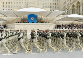Azerbaijan celebrates 102nd anniversary of the Armed Forces