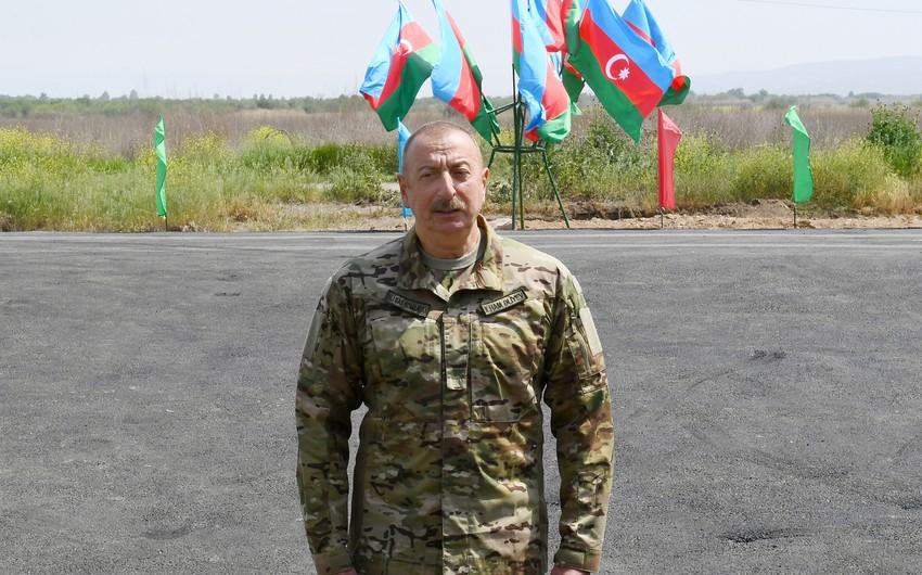 Ильхам Алиев: Азербайджано-иранская граница является границей дружбы
