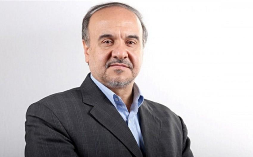 İranın vitse-prezidenti Azərbaycana səfər edəcək