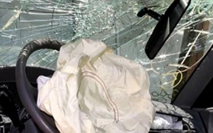 Ötən gün Azərbaycanın avtomobil yollarında baş verən qəzalarda 5 nəfər ölüb