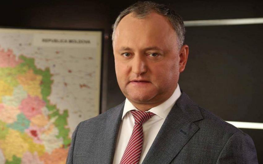 İqor Dodon: Moldova Azərbaycanla əməkdaşlığın genişləndirilməsində maraqlıdır