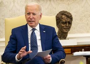 Bayden Belarus müxalifətinin lideri ilə görüşüb