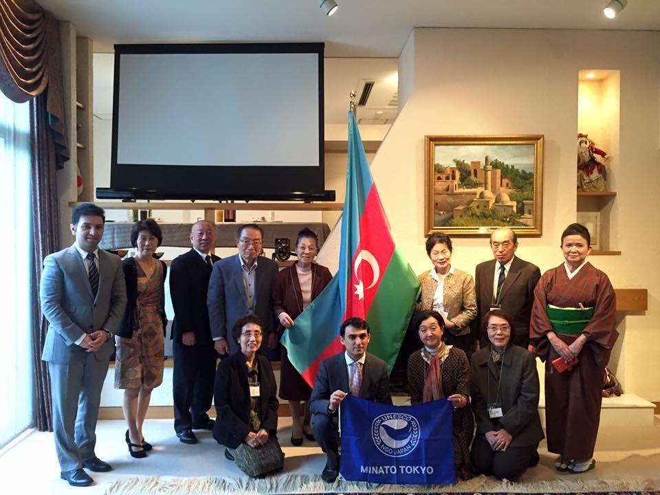 Tokyo hosts presentation dedicated to Azerbaijan