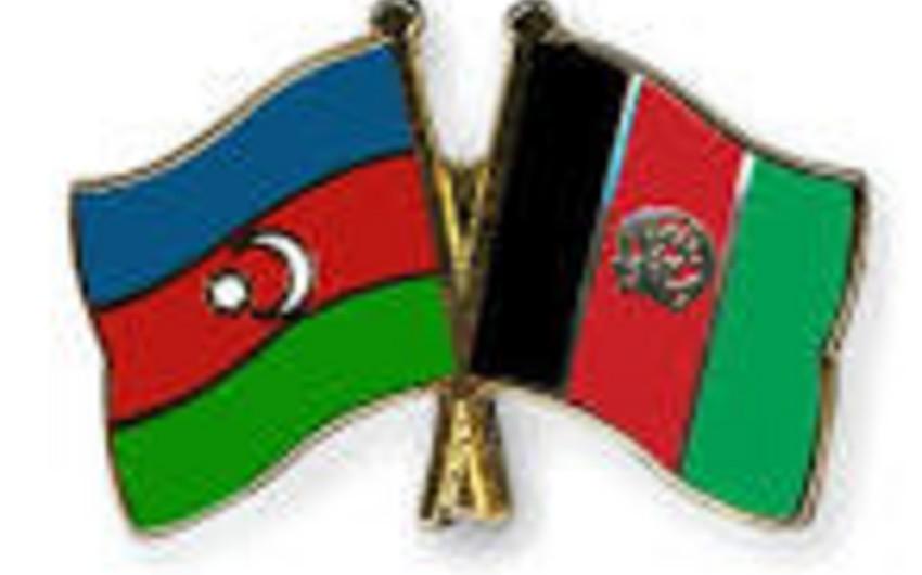 Делегация во главе с министром горнорудной и нефтяной промышленности Афганистана прибыла в Азербайджан