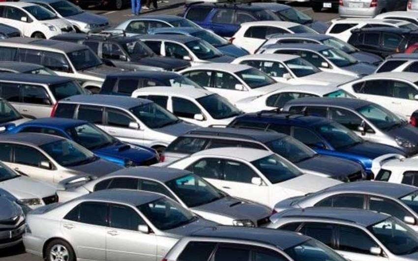 Rusiyanın avtomobil bazarında xaricdə istehsal olunan avtomobillərin satışı dayandırılıb