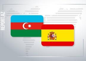 Azərbaycan və İspaniya iqtisadi tərəfdaşlığı genişləndirməyi müzakirə edib