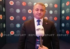 Rövşən Məmmədov: Azərbaycan Türk Şurasının mediaforumunda təkliflər irəli sürüb