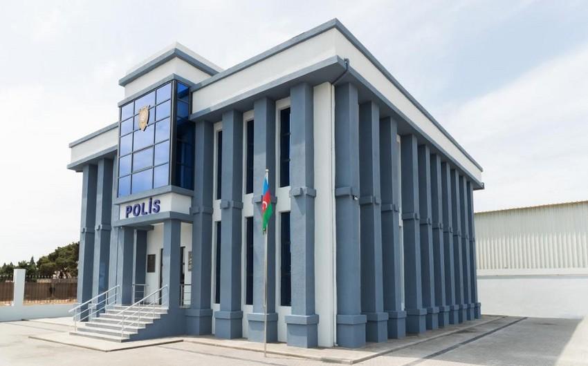 Polis günü ərəfəsində yeni inşa edilən binaların açılışı olub