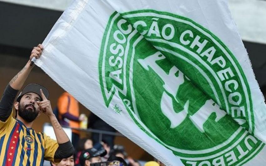 Şapekoense klubu yenidən futbola qayıdır