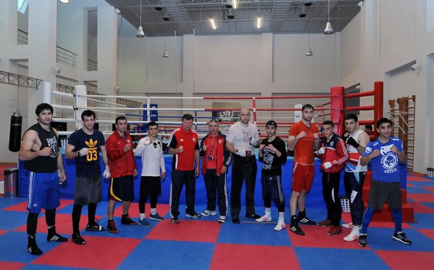 Исламиада: Определились первые соперники азербайджанских боксеров