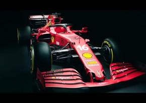 Ferrari yeni avtomobilini təqdim etdi