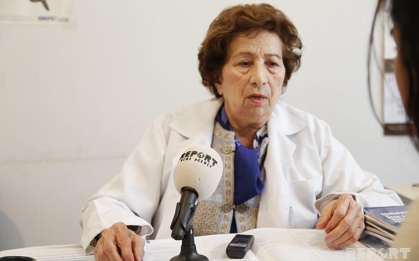 90 yaşlı akademik: Ananın hamiləykən saçına qoyduğu rəng də körpənin ürək qüsuru ilə doğulmasına səbəb ola bilər - MÜSAHİBƏ