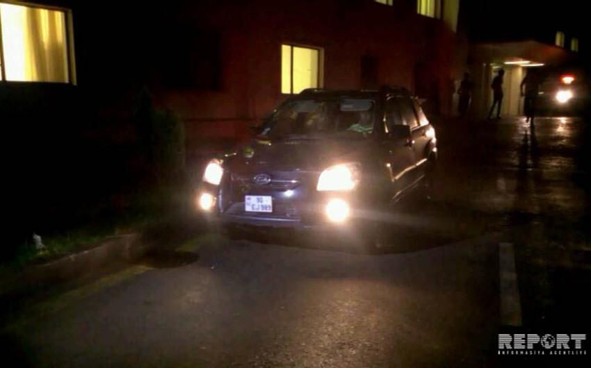 В Лянкяране возвращающегося со свадьбы домой пешехода сбил автомобиль