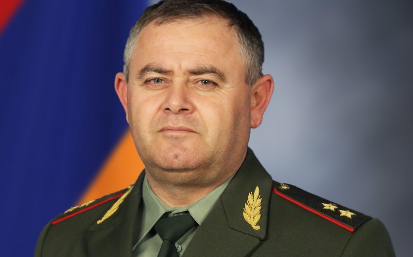 Armenia: Former Chief of General Staff gets new appointment